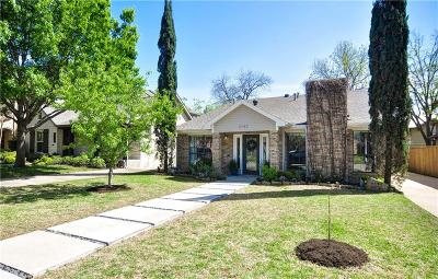 Single Family Home Active Option Contract: 6142 Vickery Boulevard