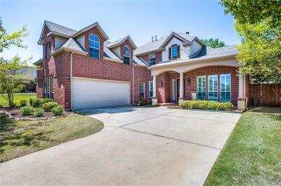 Highland Village Single Family Home For Sale: 2709 Quail Cove Drive