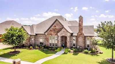 North Richland Hills Single Family Home Active Option Contract: 7900 Bentley Drive