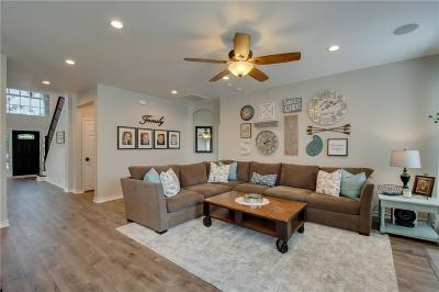 Fort Worth Single Family Home For Sale: 15848 Coyote Hill Drive