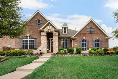 Rockwall Single Family Home For Sale: 3291 Bastrop Court