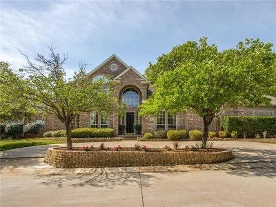 Highland Village Single Family Home For Sale: 801 Greenvalley Lane
