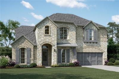 Flower Mound Single Family Home For Sale: 11312 Bull Head Lane