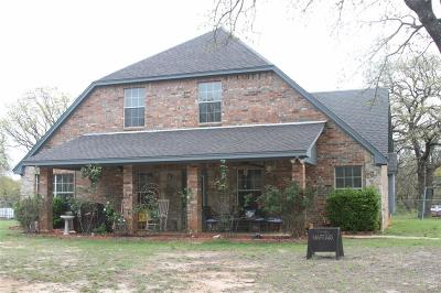 Boyd Single Family Home For Sale: 379 County Road 4783
