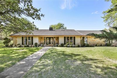 Azle Single Family Home Active Option Contract: 209 Timberlake Drive