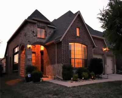 Plano TX Single Family Home Active Option Contract: $379,000