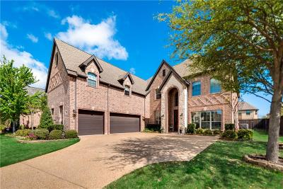 Coppell Single Family Home Active Kick Out: 106 Versailles Drive