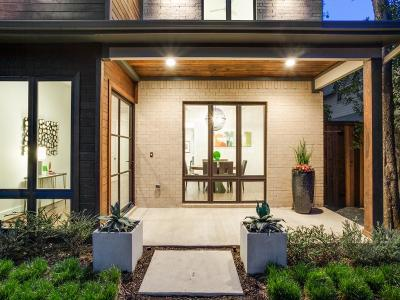 Dallas TX Single Family Home For Sale: $1,399,000