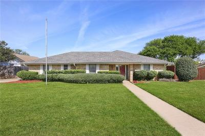 Southlake, Westlake, Trophy Club Single Family Home Active Option Contract: 1129 Sunset Drive