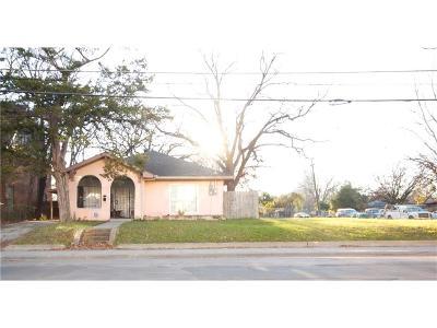Dallas Single Family Home For Sale: 2115 N Fitzhugh Avenue