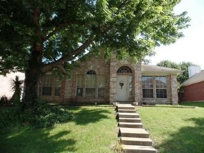 McKinney Single Family Home For Sale: 4403 Buena Vista Lane