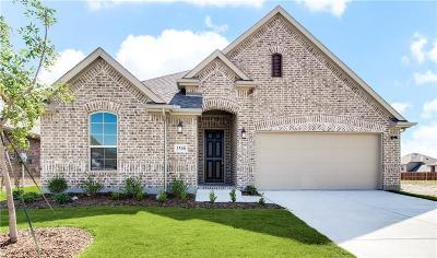 Melissa Single Family Home For Sale: 3508 Charleston Drive