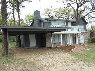 Little Elm Single Family Home For Sale: 420 Rocky Point Lane