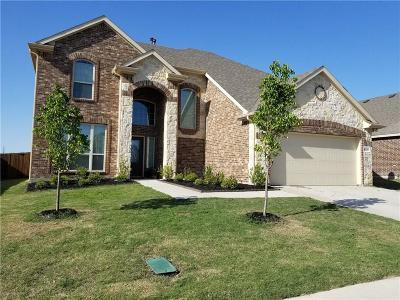 Royse City Single Family Home For Sale: 3110 Oak Crest Drive