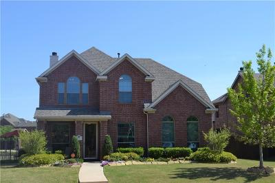 Keller Single Family Home For Sale: 1937 Lewis Crossing Drive