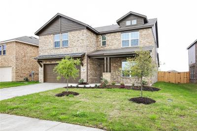 Forney Single Family Home For Sale: 9225 Hawthorn Drive