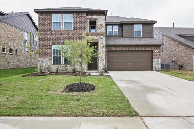 Forney Single Family Home For Sale: 9235 Hawthorn Drive