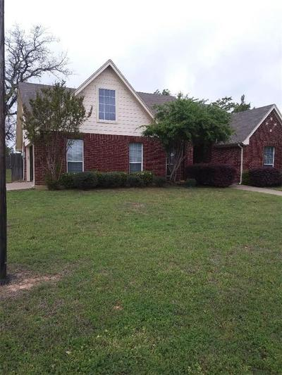Canton TX Single Family Home For Sale: $199,900