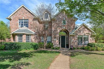 Plano Single Family Home Active Contingent: 8200 Young Court