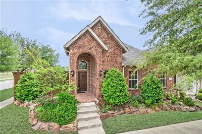 Frisco Single Family Home Active Option Contract: 7766 Saint Stephens Square
