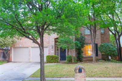 Keller Single Family Home Active Option Contract: 1447 Applewood Drive