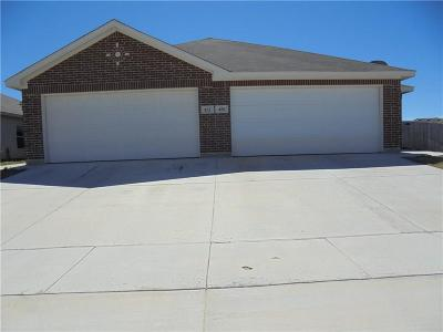 Crowley Multi Family Home For Sale: 456 Canvas Court