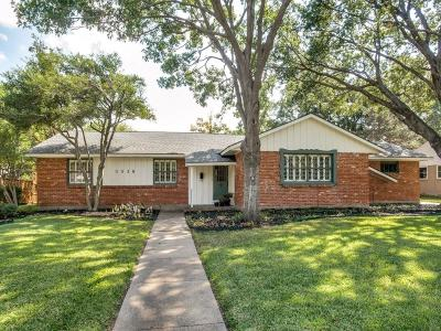Single Family Home Active Option Contract: 3538 Merrell Road