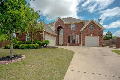 Prosper Single Family Home For Sale: 740 Whitney Court