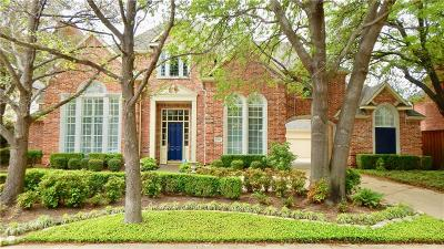 Single Family Home For Sale: 17531 Oak Mount Place