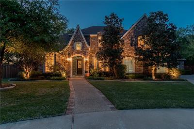 Plano Single Family Home For Sale: 3909 Wild Oak Circle