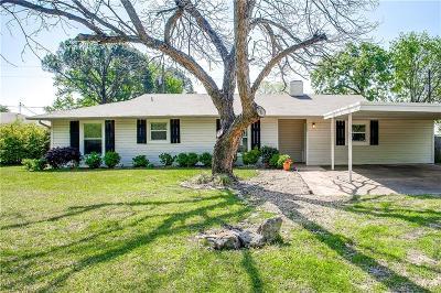 Quinlan Single Family Home Active Option Contract: 2365 Arrow Lane