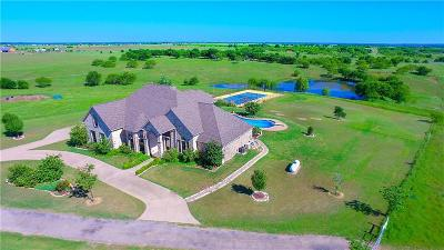 Ellis County Single Family Home For Sale: 10485 S Fm 157