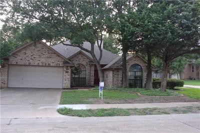 Euless Residential Lease For Lease: 2605 Juniper Drive