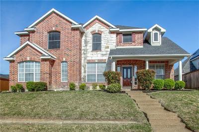 Rowlett Single Family Home For Sale: 2613 University Drive