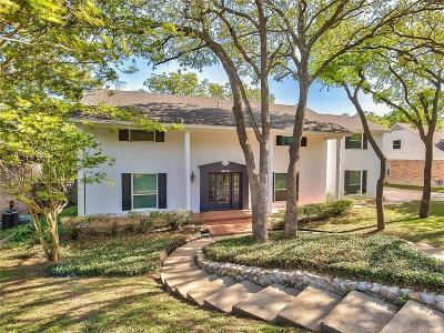Arlington Single Family Home For Sale: 2613 Chinquapin Oak Lane