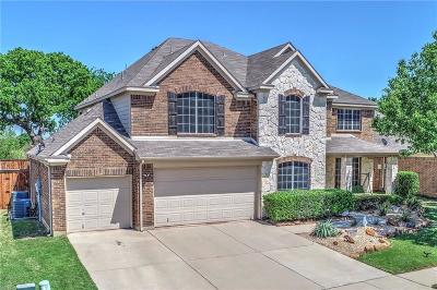 Fort Worth Single Family Home Active Option Contract: 10272 Knights Court