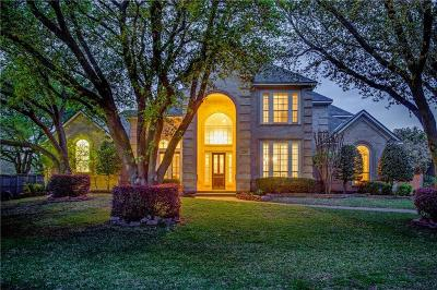 Southlake, Westlake, Trophy Club Single Family Home Active Option Contract: 700 Aberdeen Way