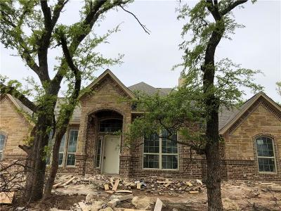 Springtown Single Family Home For Sale: 8991 Hutcheson Hill Road