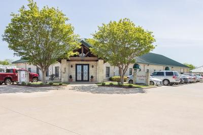 Forney Commercial Lease For Lease: 709 To 713 W Broad