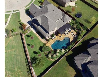 Flower Mound Single Family Home Active Option Contract: 1005 Blustery Court