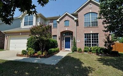 Grapevine Residential Lease For Lease: 2804 Garden Court