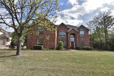 Highland Village Single Family Home For Sale: 3310 Shadow Wood Circle