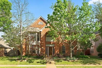Garland Single Family Home For Sale: 510 Thunderbrook Road