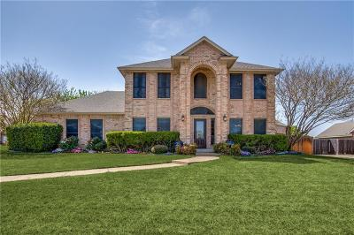 Keller Single Family Home Active Option Contract: 990 Pheasant Ridge