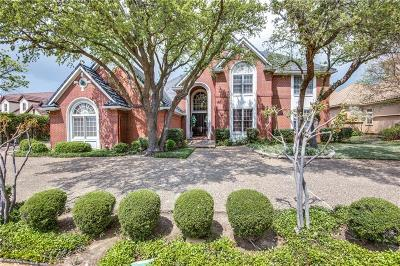 Dallas County Single Family Home For Sale: 1521 Cottonwood Valley Circle N