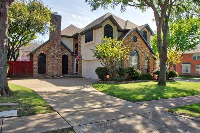 Carrollton Single Family Home For Sale: 1307 Pagosa Place