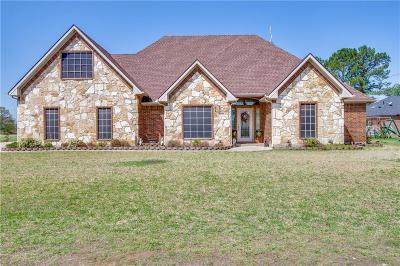 Wills Point Single Family Home For Sale: 10124 Lynn Lane