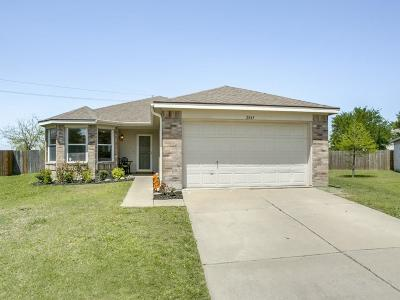 Mckinney Single Family Home For Sale: 2845 Terrace Drive