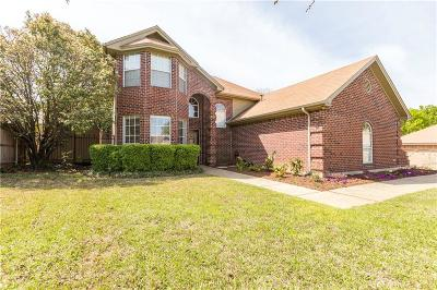 North Richland Hills Single Family Home For Sale: 7524 Teakwood Court