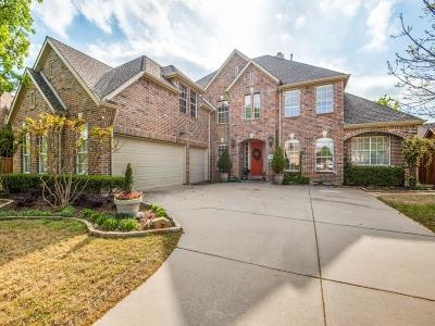 McKinney Single Family Home Active Option Contract: 1100 Woodhaven Drive
